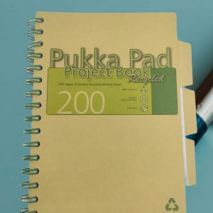 Project Book A6 Pukka Pad