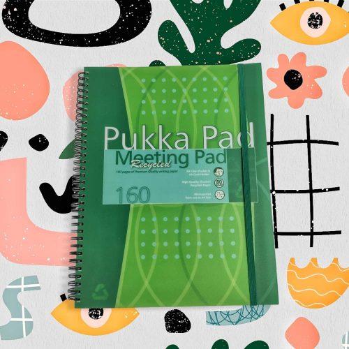 Meeting Pad A4 Pukka Pad