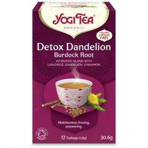 Yogi Tea Detox Dandeelion