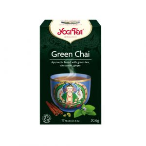 YOGI TEA Πράσινο Τσάι