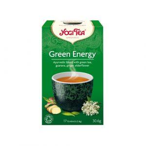 YOGI TEA Πράσινη Ενέργεια