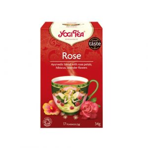 YOGI TEA Τριαντάφυλλο