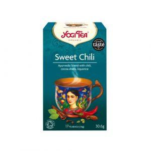 YOGI TEA Γλυκό Τσίλι