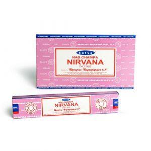 Αρωματικά Στικ Satya Nirvana