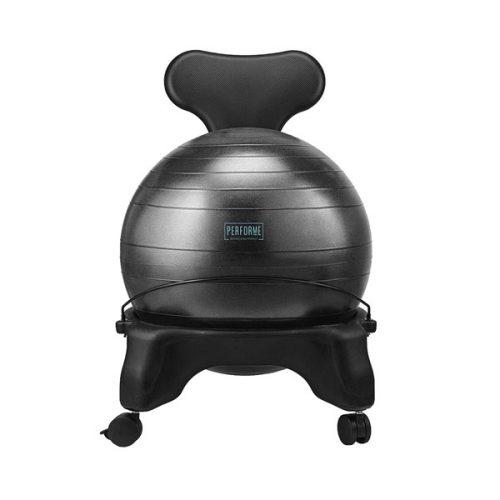Fit Chair® Μαύρη