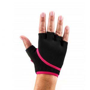 grip glove fuchsia