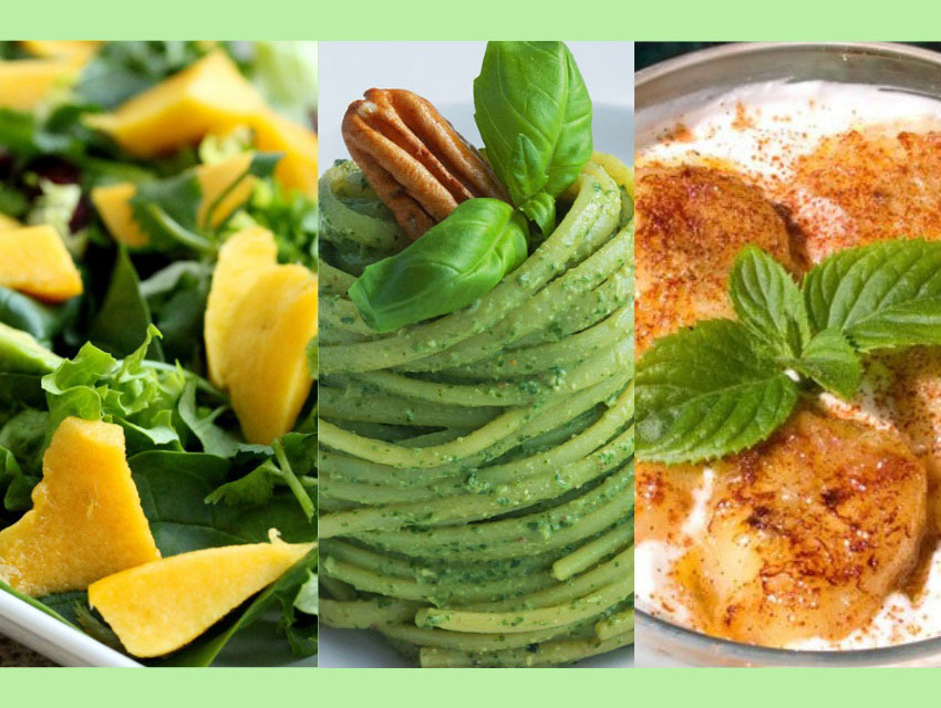 υγιεινές συνταγές
