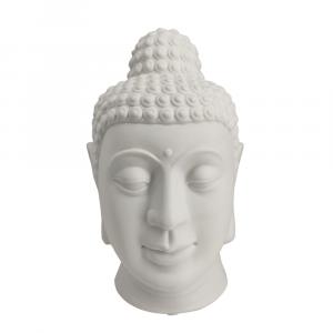 White Buddha Lamp