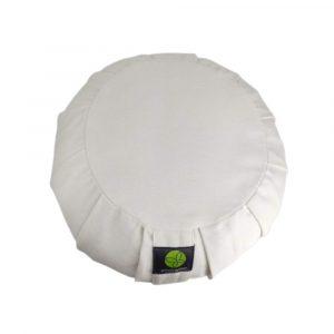 crescent zafu white sand