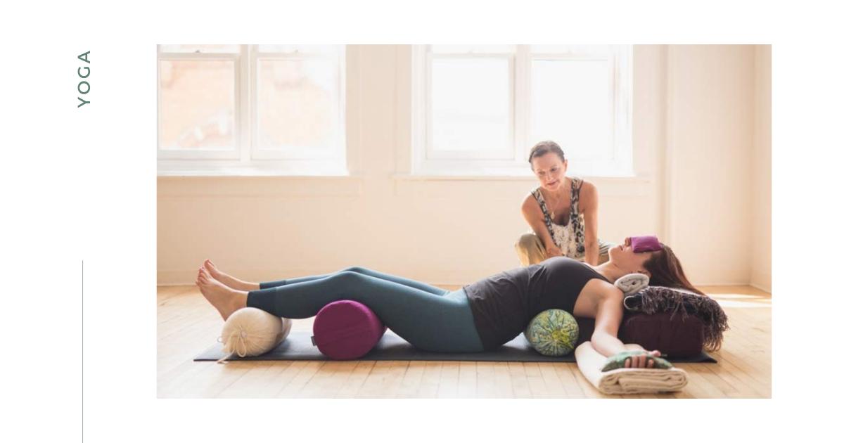 restorative yoga blog