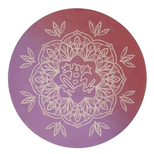 Manduka eQua® Lily Round Yoga Mat 3mm