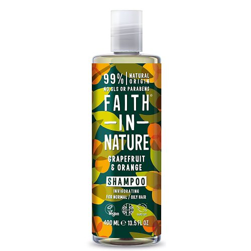 grapefruit orange shampoo