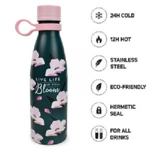 Pink/Blue Thermos