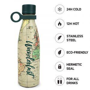 wanderlust bottle