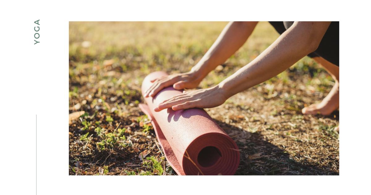 clean your yoga mat blog