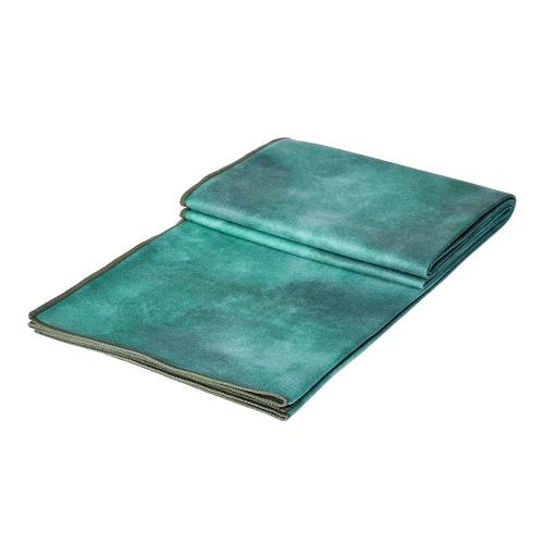 Camo Tie Dye Greens towel1