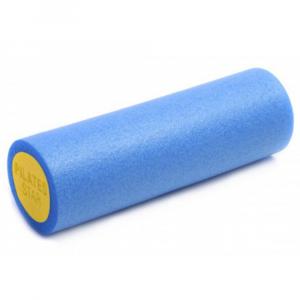 Foam roller 45cm blue yellow 1000x1000