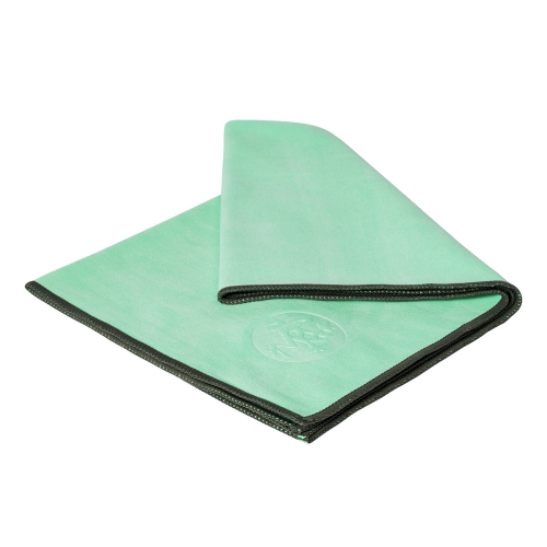 Green Ash towel manduka2