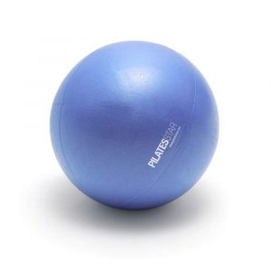 pilates ball 23cm blue