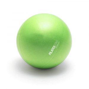 pilates ball 23cm green