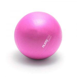 pilates ball 23cm pink