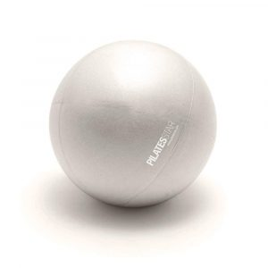 pilates ball 23cm white