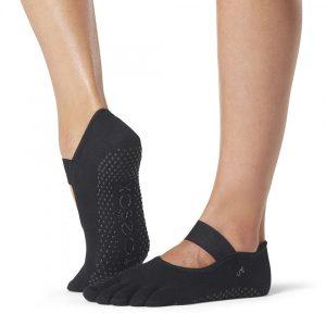 socks grip mia black