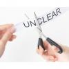 unclear theme blog
