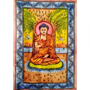 Buddha Batik Tapestry Wall