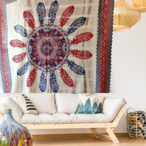 Dream Catcher Tapestry Wall