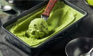 Matcha Ninja Ice-Cream