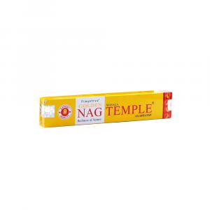 Golden Nag Temple Sticks