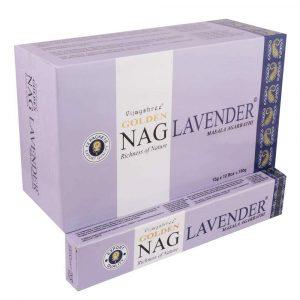 Vijayshree Golden Nag Lavender